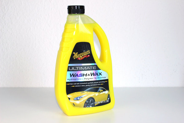 Meguiars Auto Shampoo Wachs Ultimate Wash & Wax G17748EU 1420ml